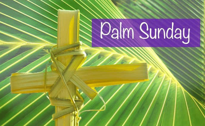 Happy Palm Sunday Image