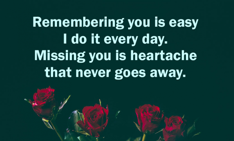 Remembrance Quotes for Death Anniversaries