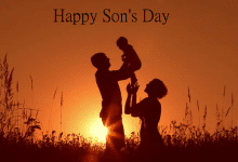 National Sons Day Captions